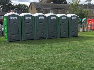 toilet rental